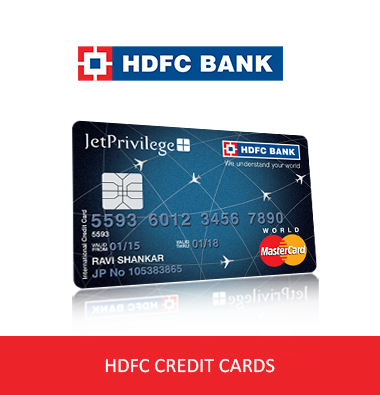 HDFC Credit Cards