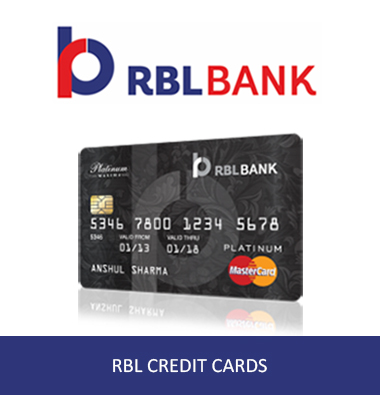 RBL Credit Cards