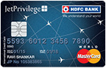 HDFC JetPrivilege Credit Card
